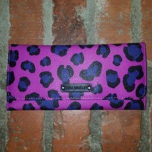 Vera Bradley Leopard Wallet